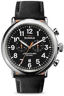 Shinola Men's The Runwell Chronograph Watch