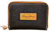 Dooney & Bourke Claremont Zip Around Coin Case