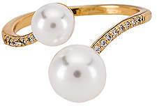 Ettika Pearl Ring