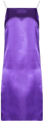 Kwaidan Editions Satin Slip Dress