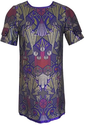 Matthew Williamson Multicolour Wool Dress for Women