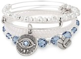 Alex and Ani Evil Eye Set of 4   Online Exclusive