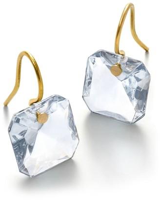 Baccarat Clear Marie-Helene De Taillac Earrings