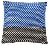 Shiraleah New York Triangle Pillow - Indigo