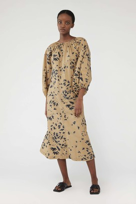 Camilla And Marc Capri Print Midi Dress