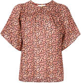 Vanessa Bruno floral day top
