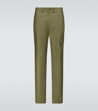 Junya Watanabe Cotton cargo pants