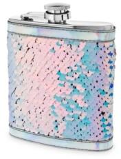 Blush Lingerie Splash Mermaid Change Sequin Captive Flask