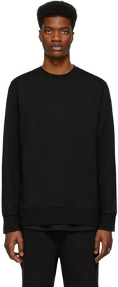 Y-3 Black Craft Graphic Sweatshirt