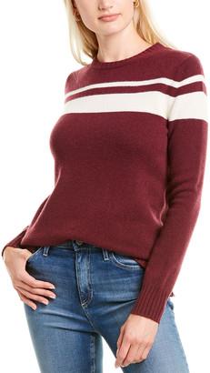 Max Mara Romania Wool & Cashmere-Blend Sweater