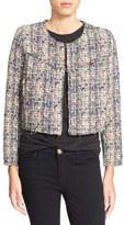 IRO Women's 'Hella' Tweed Crop Jacket