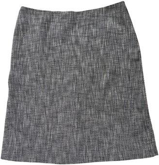 agnès b. Grey Cotton Skirt for Women