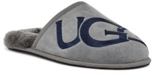 UGG Men's Scuff Logo Slipper Men's Shoes