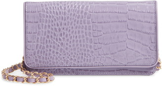 Nordstrom Sandra Leather Clutch