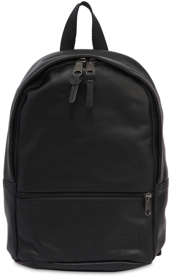 Eastpak 11l Mini Dee Leather Backpack