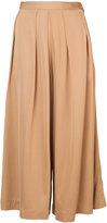 Rachel Comey wide leg cropped trousers