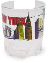 Balenciaga NYC acetate cuff