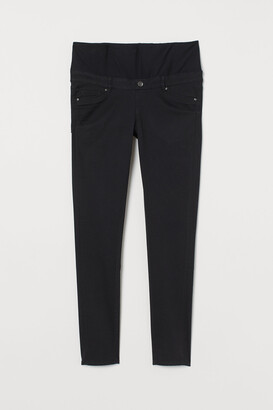 H&M MAMA Twill trousers