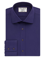 Thomas Pink Crossland Plain Athletic Fit Button Cuff Shirt