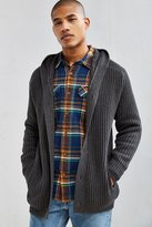 Barney Cools Calgary Knit Hooded Cardigan
