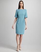 Rachel Roy Bell-Sleeve Dress