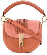 Altuzarra fold over shoulder bag