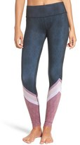 Alo Women's 'Airbrushed' Glossy Leggings