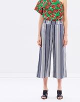 Warehouse Stripe Culottes