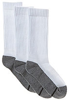 Class Club 3-Pack Athletic Crew Socks