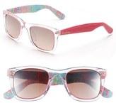 Lilly Pulitzer 'Gabby' 49mm Retro Sunglasses