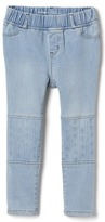 Gap High stretch embroidery jeggings