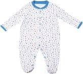 Jo-Jo JoJo Maman Bebe Regatta Footie (Baby) - Blu-3-6 Months