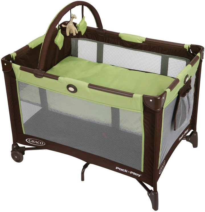 Graco Pack 'n Play Playard - On the Go - Go Green