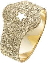 Carolina Bucci Superstellar Sparky 18kt Yellow Gold Ring