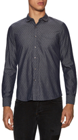 Gilded Age Arrow Pattern Sportshirt