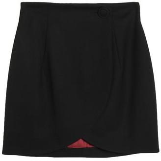 Sara Battaglia Mini skirt