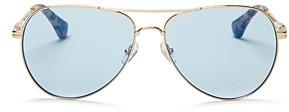 Sonix Women's Lodi Aviator Sunglasses, 62mm - 100% Exclusive