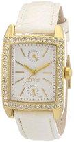 Esprit A.ES103062005 - Women's Watch, Leather,Beige Tone