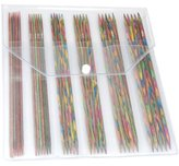 Camilla And Marc KnitPro 20 cm Symfonie Double Pointed Sock Needle Kit, Multi-Color