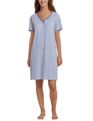 Schiesser Women's Sleepshirt 1/2 Arm 90cm Nightie