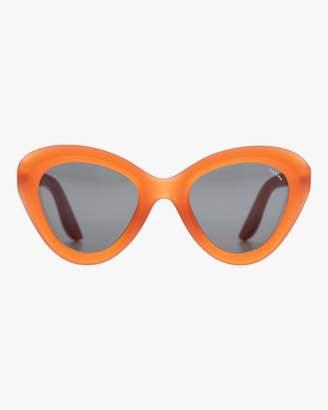 Cat Eye Lapima Rita Papaya Cat-Eye Sunglasses