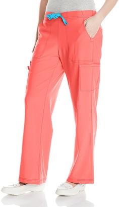 Carhartt Women's Plus Cross-Flex Utility Scrub Pant
