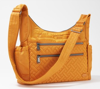 Lug Medium Crossbody - Camper SE
