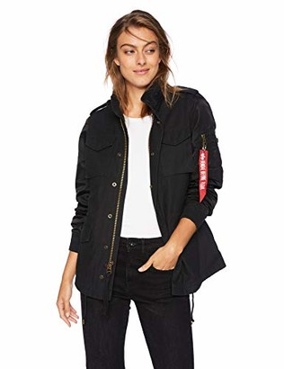 Alpha Industries Women's Fusion Field Coat W