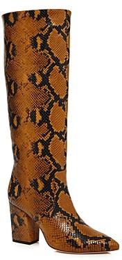 Loeffler Randall Women's Sarina Tall Block Heel Boots - 100% Exclusive