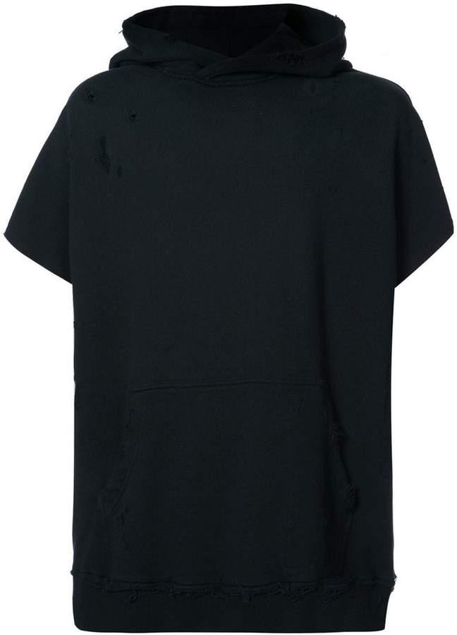 Puma Maison Yasuhiro short sleeved hoodie