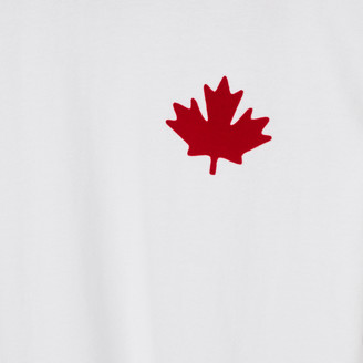 Roots Womens Canada Ringer T-shirt