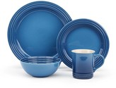 Le Creuset 16-Piece Place Setting with Cereal Bowl