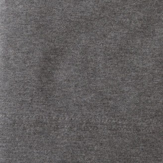 Great Bay Home Heathered Jersey Knit Sheet Set