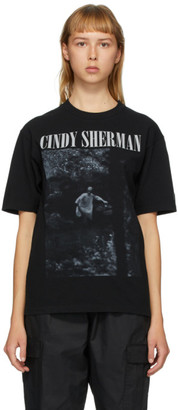 Undercover Black Cindy Sherman Edition Scene T-Shirt